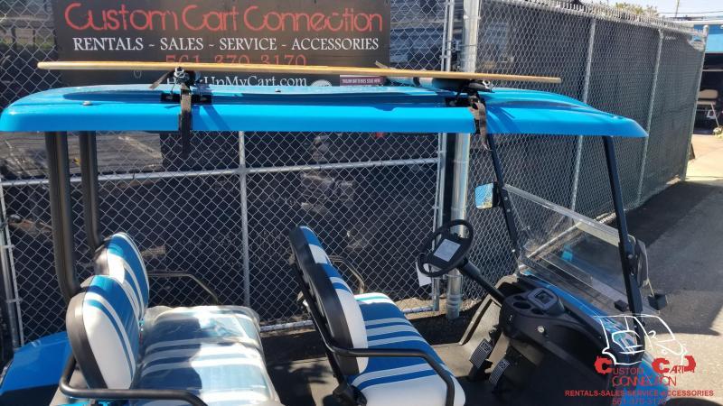 2020 ICON I40F CARIBBEAN BLUE GOLF CART 25+ MPH
