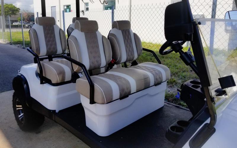 2020 ICON i40FL Golf Cart