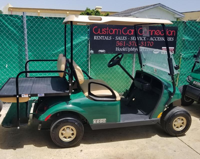 2016 E-Z-GO TXT Gas Golf Cart