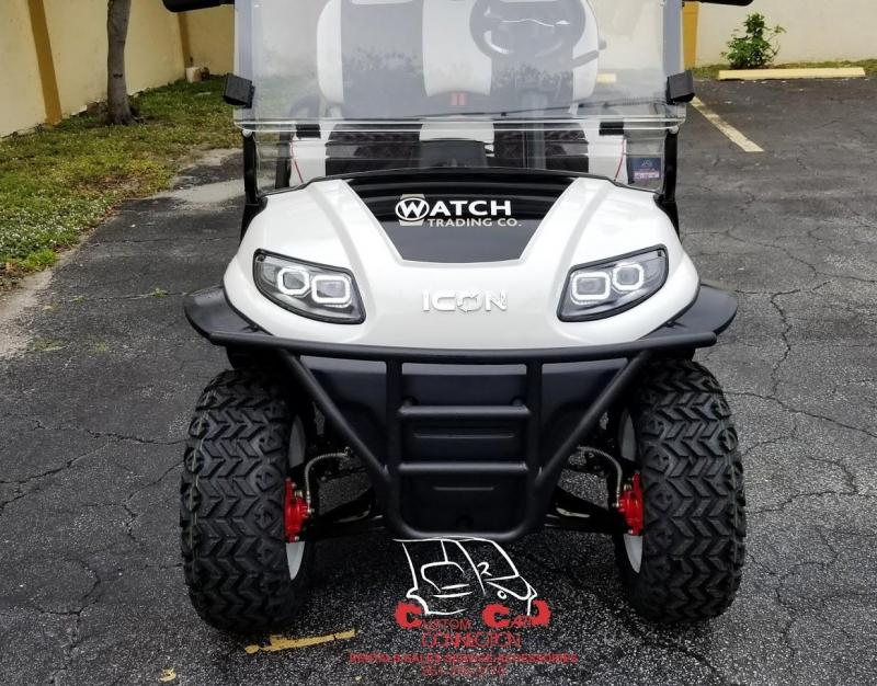 2020 ICON i40L Customized Company Golf Cart