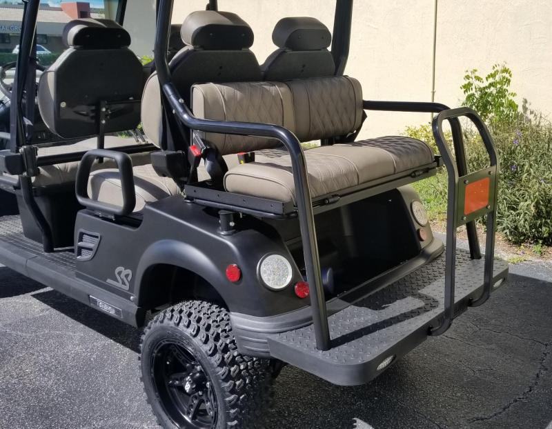 2020 Tomberlin Ghosthawk Golf Cart