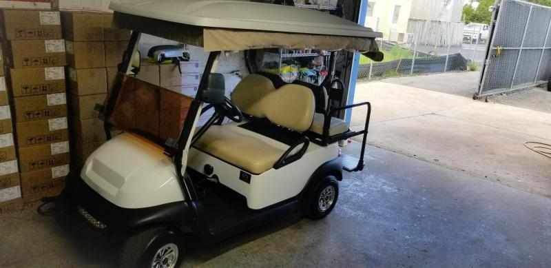 2011 Club Car Precedent Golf Cart