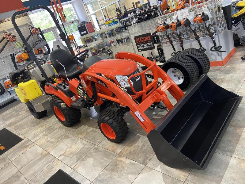 CS2510 Sub Compact Tractor