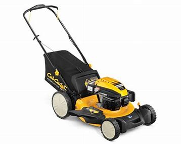 Cub Cadet SC 300 SIGNATURE CUT, SELF-PROPELLED LAWN MOWER