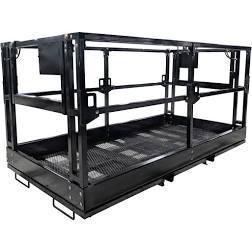 Forklift Attachment - Work Platform 4 x 8