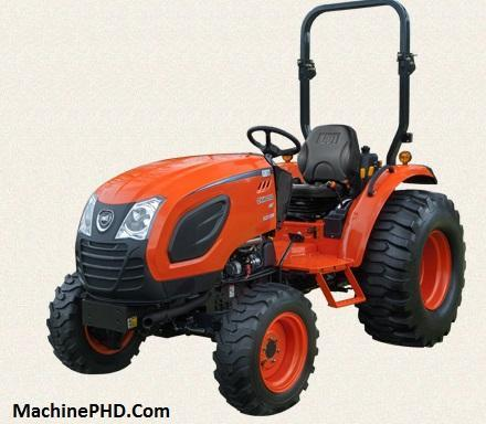 CK1040SEHB Compact Tractor