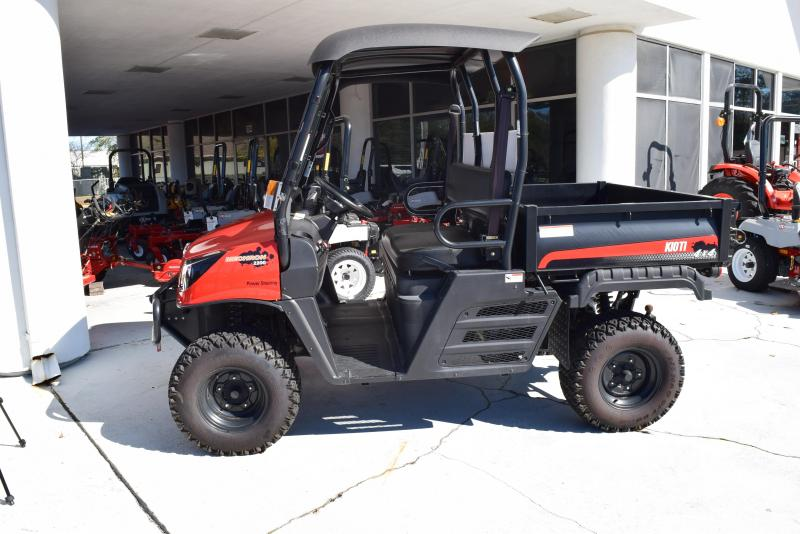 Mechron 2200 Utility Side-by-Side (UTV)