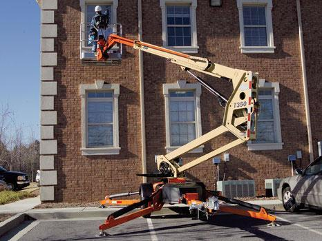 T500 50' Articulating boom lift