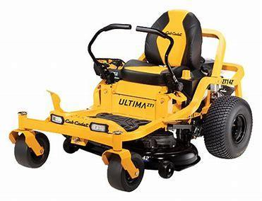 "Cub Cadet ZT1-42"" Zero Turn Mower"