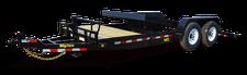 14TL-22 Equipment Trailer
