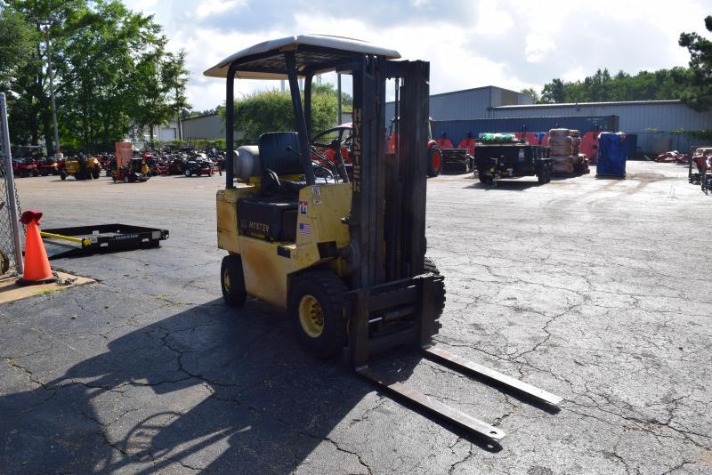 Hyster 30 Forklift