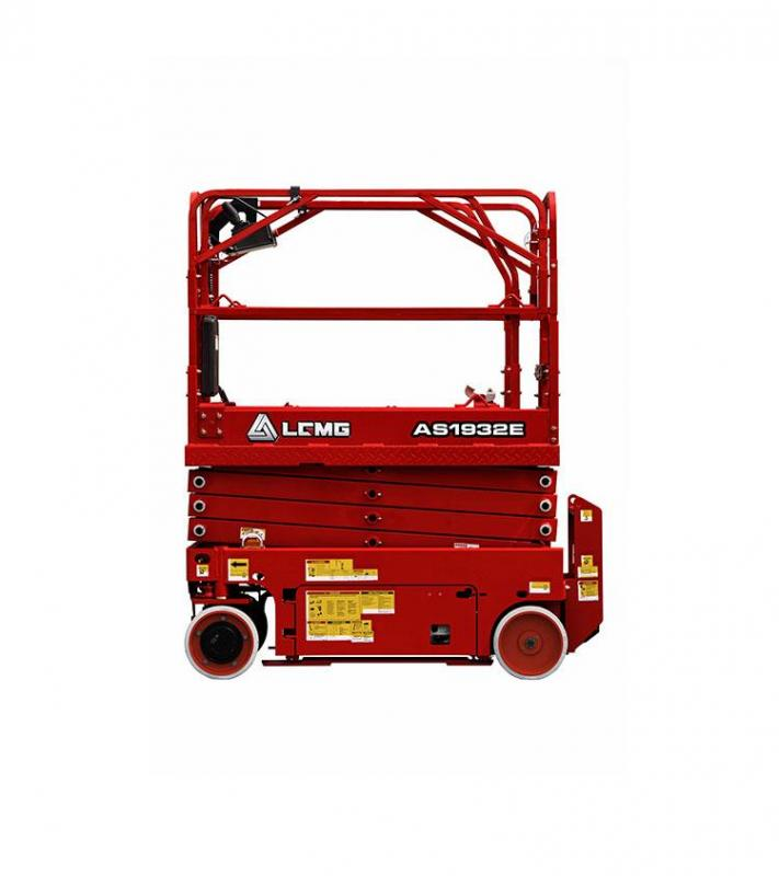 Scissor Lift w/Trailer