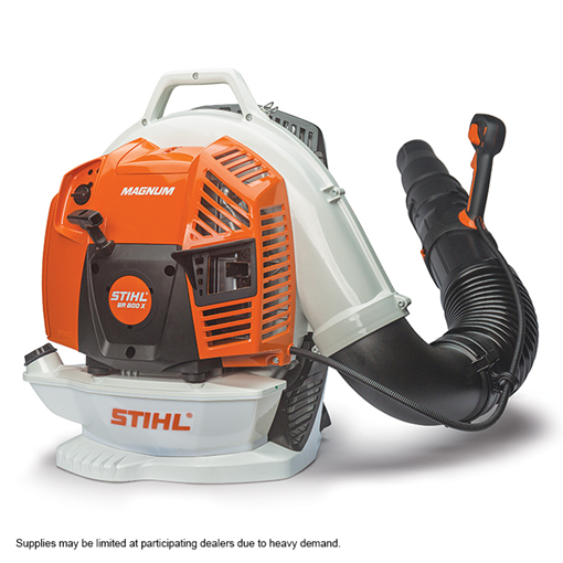 Stihl Backpack Blower BR800 X MAGNUM