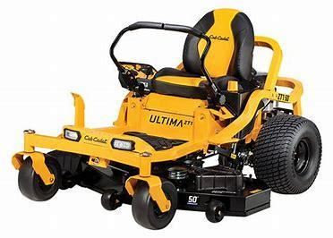 "Cub Cadet ZT1-50"" Zero Turn Mower"