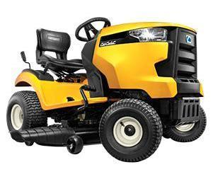 Cub Cadet XTI LT-42-Intel Power Riding Mower