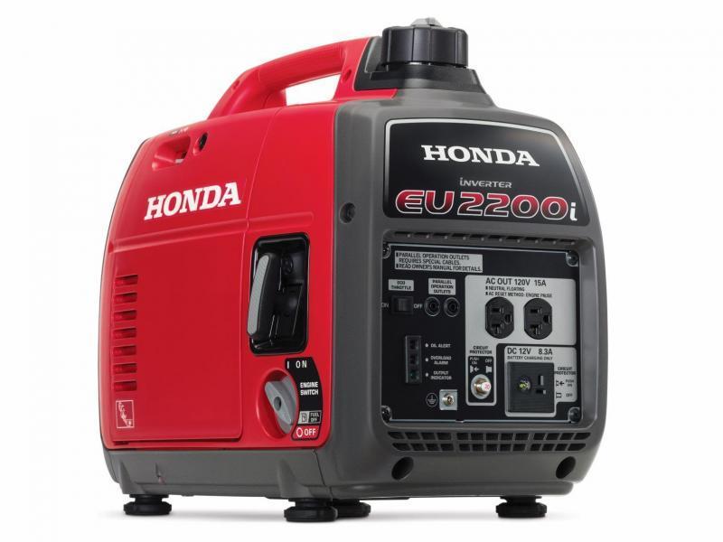 Honda 2200 Watt Inverter Generator