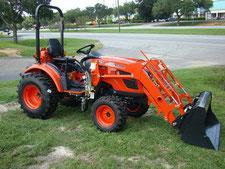 CK2510HB Compact Tractor