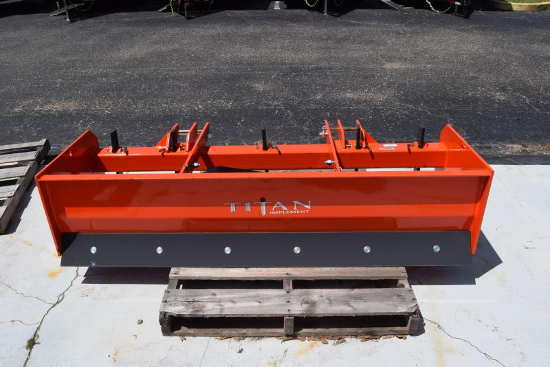 Heavy Duty Box Blade Scraper 72""