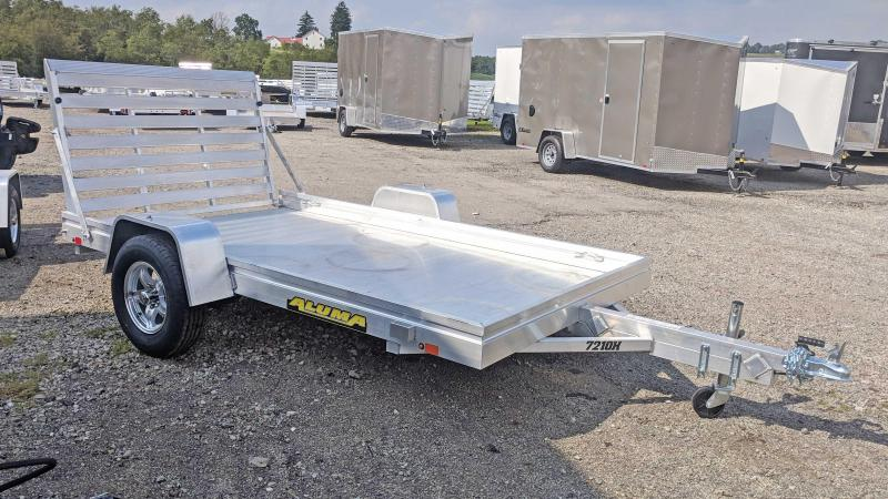 NEW 2021 Aluma 6x10 HD Utility Trailer