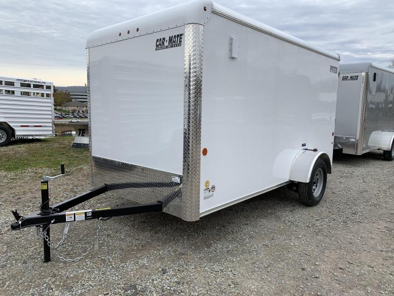 NEW 2020 Car Mate 6x12 Sportster Cargo Trailer w /Ramp