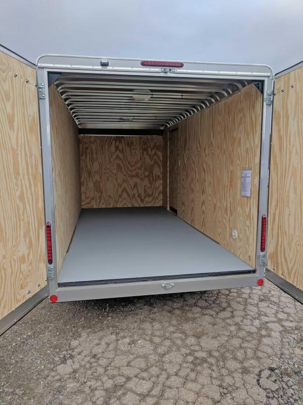NEW 2020 Car Mate 7x14 HD Custom Cargo Trailer w/Barn Doors