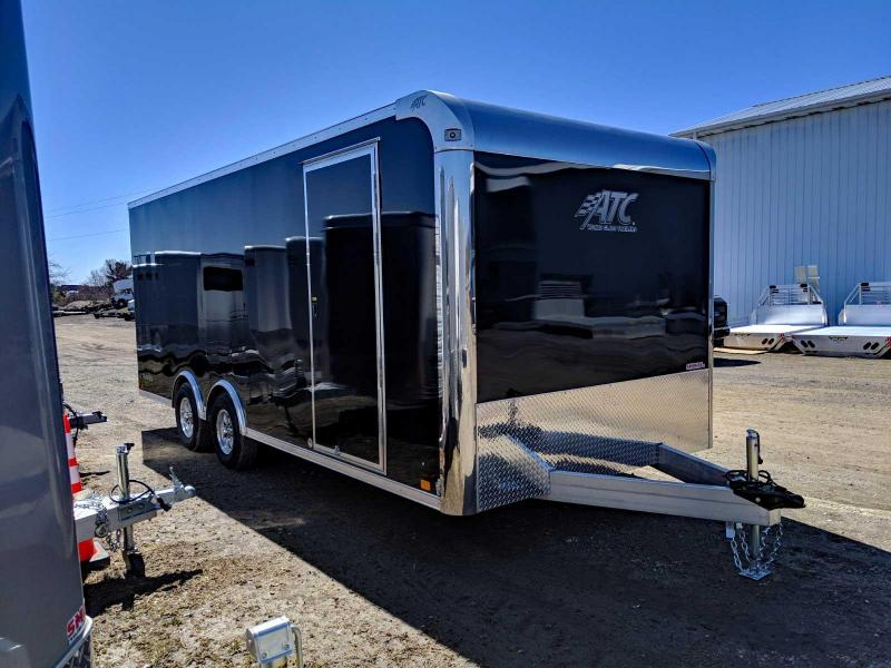 NEW 2019 8.5 x 20 Raven Car Hauler w/ Ramp Rear Door