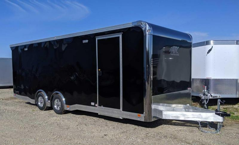 NEW 2020 ATC 8.5 x 24 HD Quest CH305 Car Hauler w/Ramp