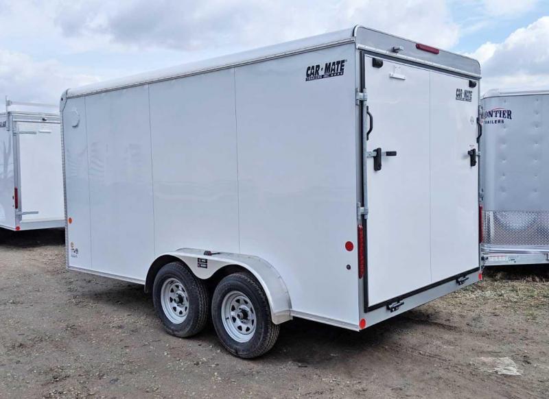 NEW 2020 Car Mate 7x14 HD Custom Cargo Trailer