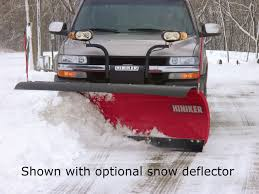 NEW 2019 Hiniker 8' HD Full Trip Conventional Steel Snow Plow