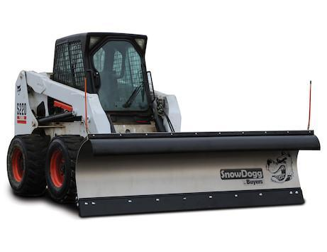 NEW SNOWDOGG 8' Trip Edge Gen 2 Stainless Steel Skid Steer Plow  **CALL FOR SPECIAL PRICING!!**