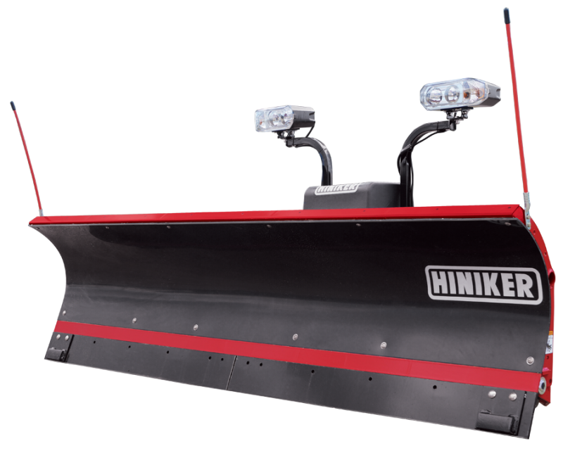 NEW 2019 Hiniker 9' Torsion-Trip Poly Straight Blade Plow  (Only 1 in Stock!)