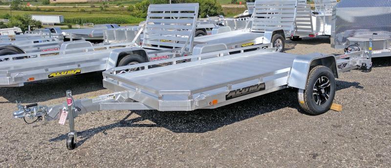 "NEW 2020 Aluma 6'5"" x 12 HD Utility w/ Slide Out Ramp"