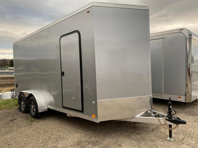 "NEW 2020 Legend 7x16 Thunder V-Nose Cargo Trailer w/ Ramp (84"" Interior Height)"