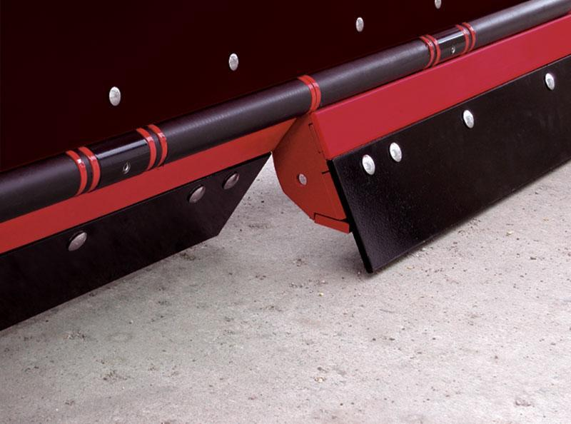 NEW 2019 Hiniker 8' Stainless Trip Edge Straight Plow (Only 1 in Stock!)
