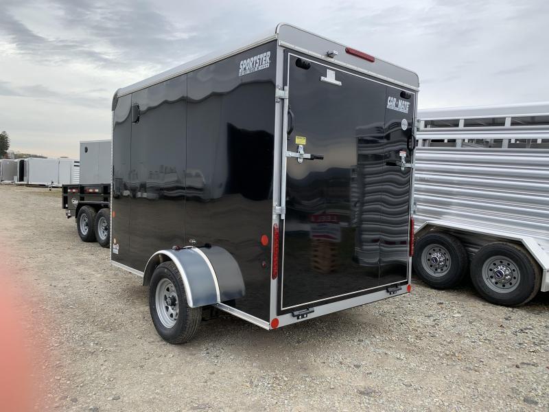 NEW 2020 Car Mate 6x10 Sportster Cargo Trailer w/Ramp