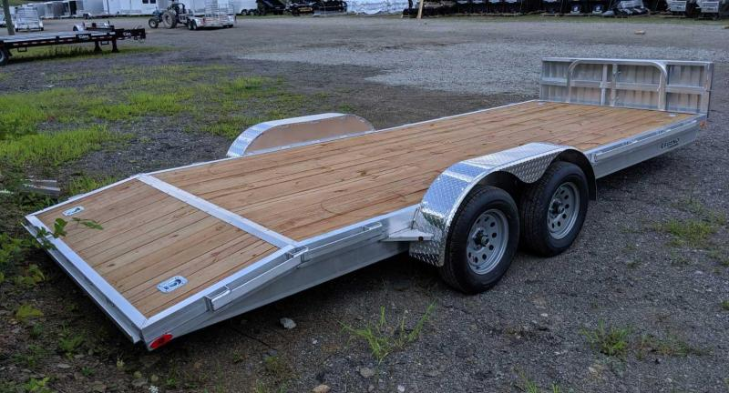 NEW 2020 Legend 20' Open Car Hauler Trailer