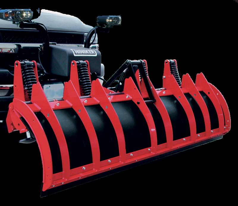 NEW 2019 Hiniker 9' Poly C-Plow