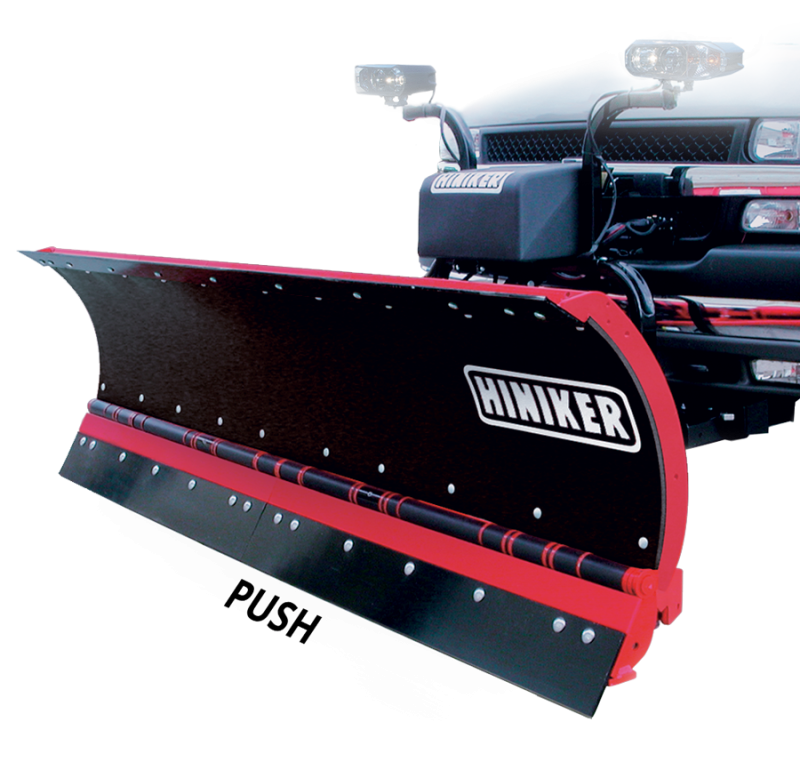 NEW 2019 Hiniker 9' Poly C-Plow