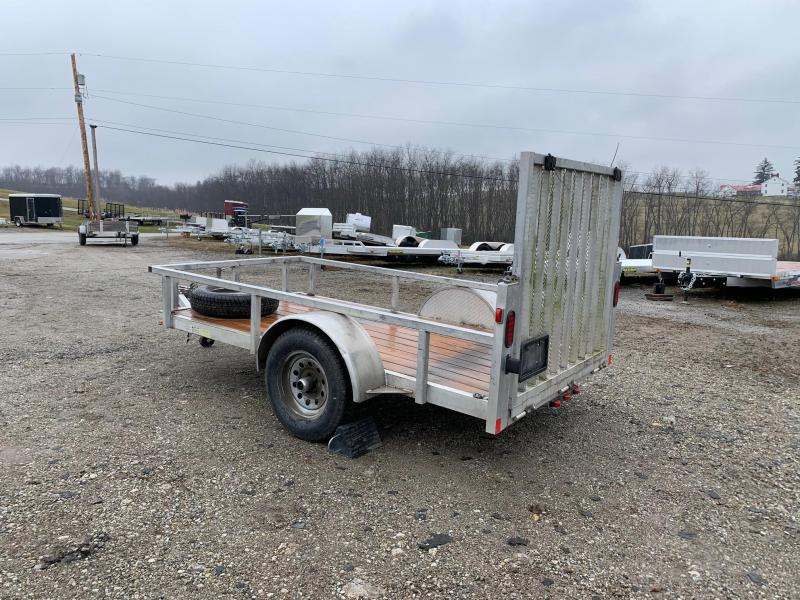 USED 2013 FOREST RIVER 5x10 Aluminum Trailer w/ Wood Floor