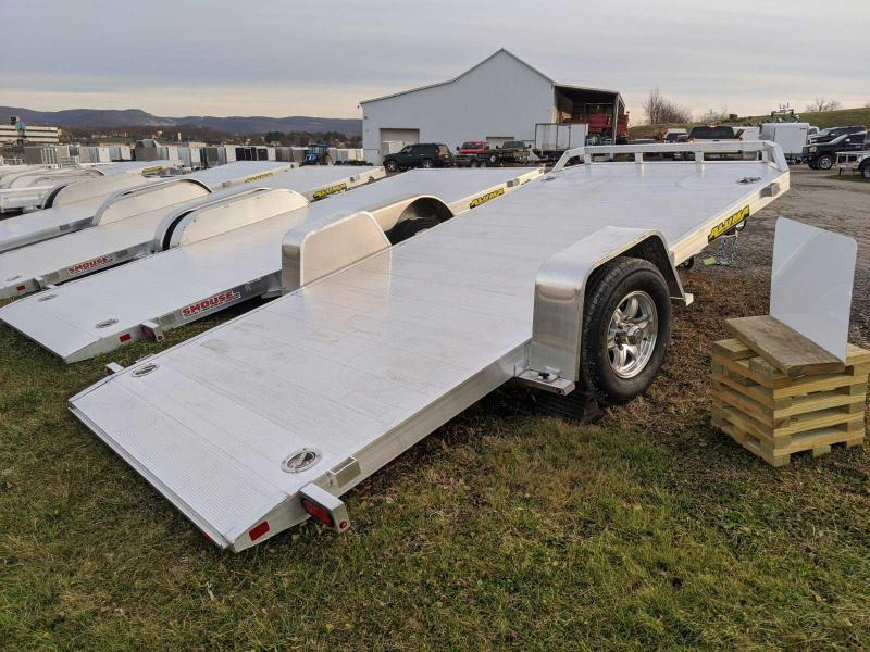 "NEW 2020 Aluma 6'10"" x 14' Heavy Single Axle Tilt w/ Brakes"