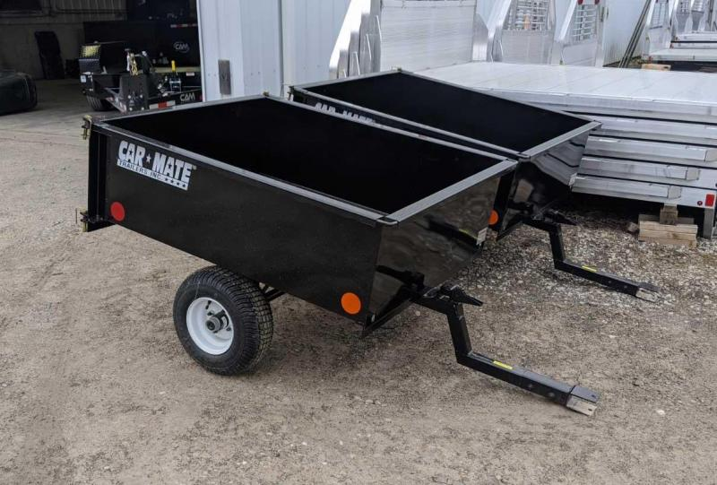 NEW 2020 Car Mate 4x4 Lawn Cart w/ Drop Tongue & Clevis