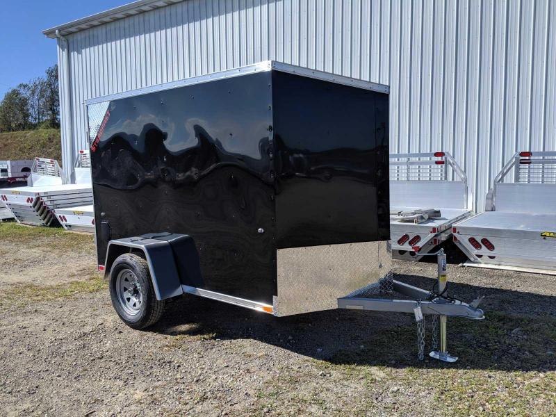 NEW 2020 Steadfast 5x8 JST V-Nose Cargo Trailer w/ Barn Doors
