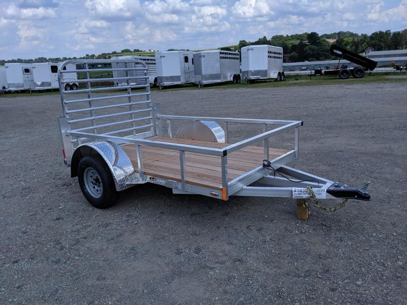 NEW 2021 Legend 5x8 Open Deluxe Utility Trailer