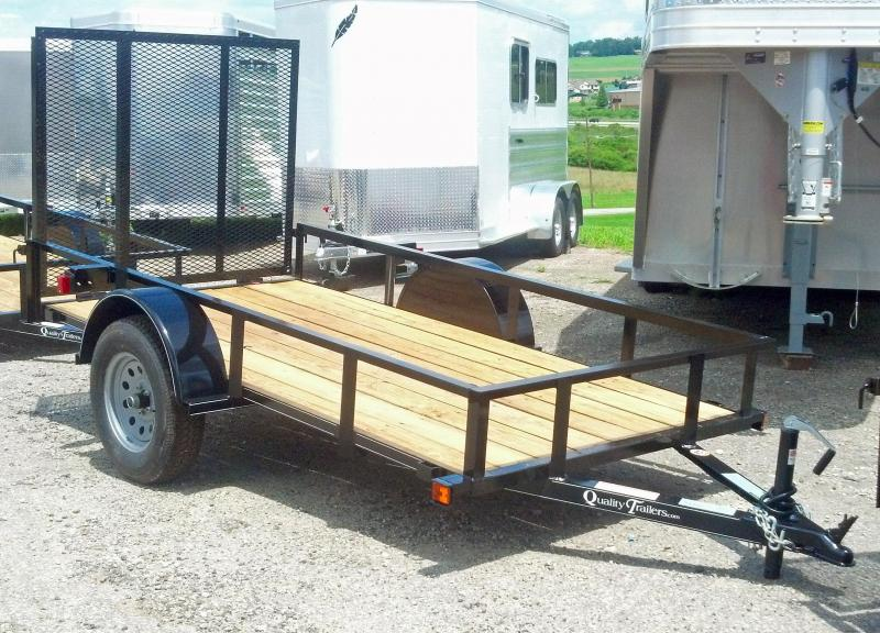 NEW 2020 Quality 5x10 Econo Utility Trailer
