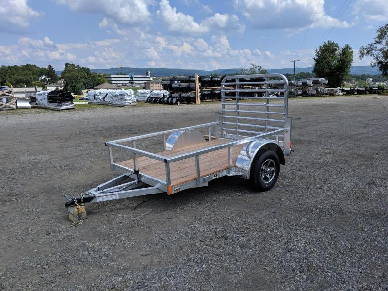 NEW 2020 Legend 5x8 Open Deluxe Utility Trailer