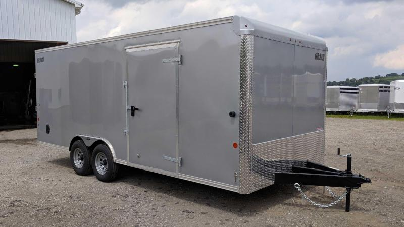 NEW 2020 Car Mate 8x20 HD Custom Car Trailer