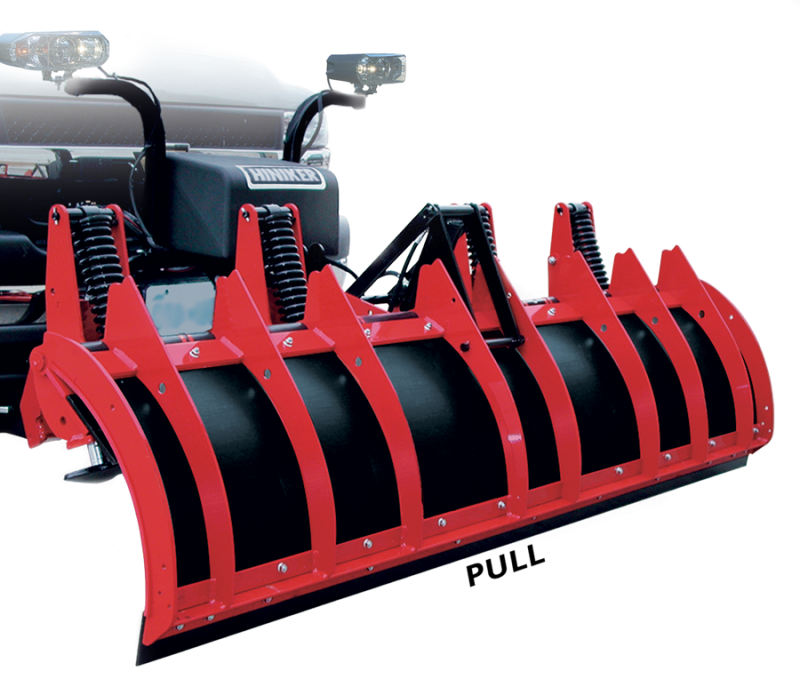 NEW 2019 Hiniker 8' Poly C-Plow