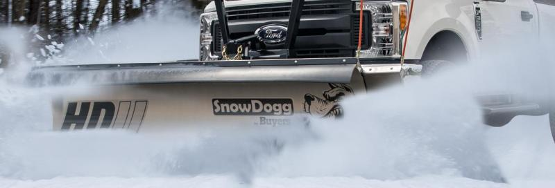 NEW SNOWDOGG 7.5' HD Gen 2 Stainless Steel Snow Plow **CALL FOR SPECIAL PRICING!!**