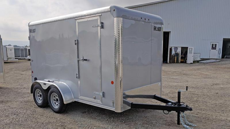 NEW 2020 Car Mate 6x12 HD Custom Cargo Trailer w/Ramp
