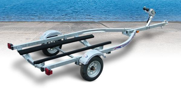 "NEW 2020 Load Rite 16'4"" V-Bunk Boat Trailer"